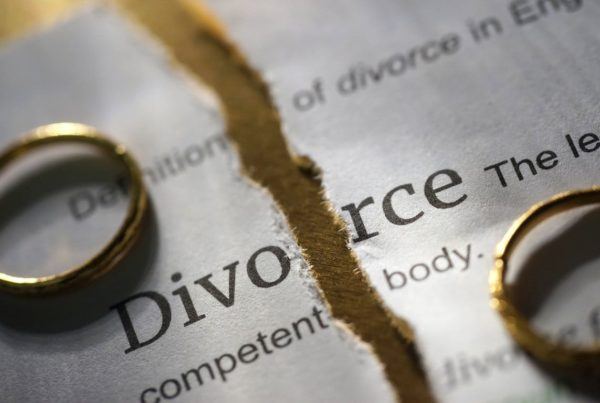 divorce-paper-and-rings